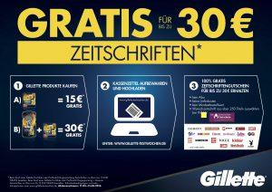Gillette Magazine