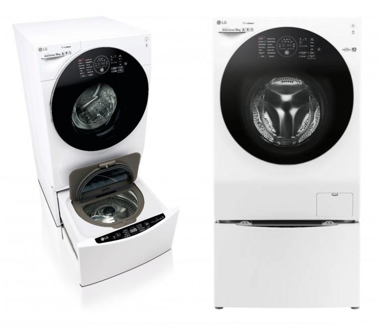 waschen im doppelpack die twinwash von lg startet in deutschland. Black Bedroom Furniture Sets. Home Design Ideas